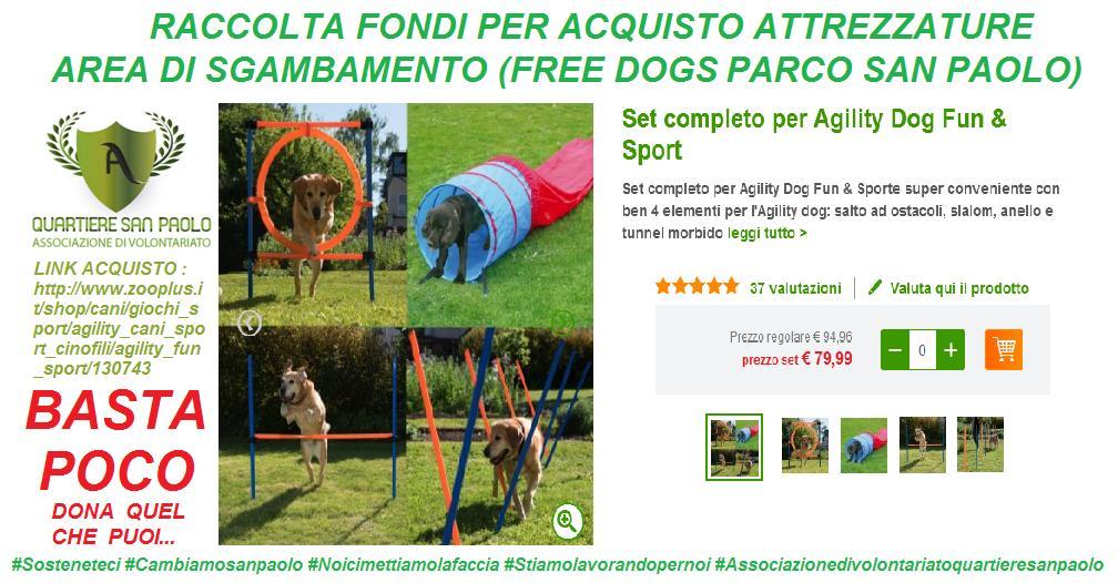 ATTREZZ FREE DOGS